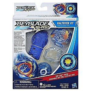 Beyblade Burst Kit Rip Fire Valtryek V2 Ataque Hasbro C0710