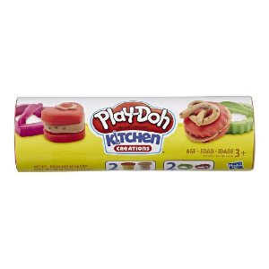Massinha Play-Doh Cookies Kitchen Playdoh Hasbro E5100