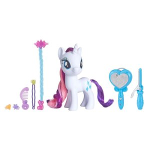 Nova My Little Pony Salao Magico Rarity Hasbro E3489