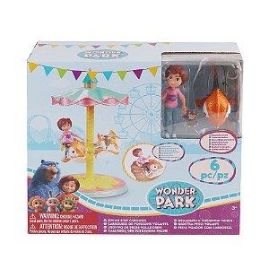 Novo Carrossel O Parque dos Sonhos Wonder Park Sunny 2005