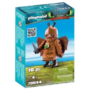 Playmobil Dragoes Perna de Peixe em Armadura de Voo 70044