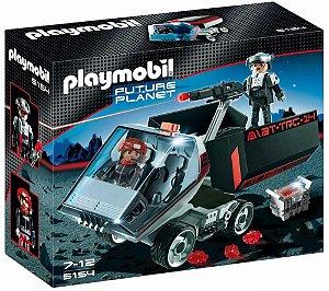 Playmobil Future Planet Caminhão De Infantaria 5154