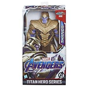 Boneco Thanos 30 Cm Vingadores Ultimato Marvel Hasbro E4018