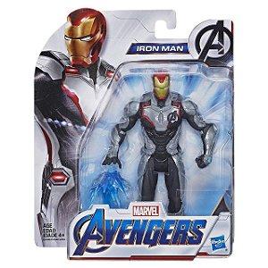 Novo Boneco Homem de Ferro Os Vingadores Ultimato E3348