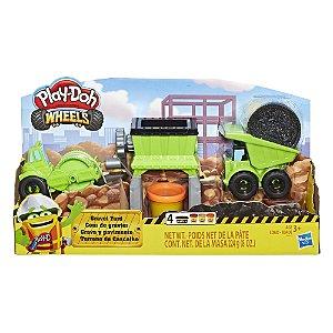 Play-Doh Wheels Conjunto Terreno de Cascalho Hasbro  E4229