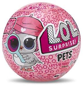 Brinquedo Lol Mini Boneca Surpresa LOL Pets Série 4