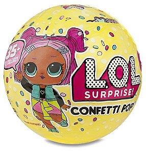 Boneca Lol Surprise Serie 3 Confetti Pop Original 9surpresas