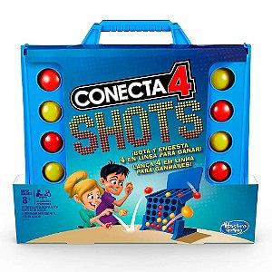 Jogo De Mesa Connect 4 Shots Hasbro E3578