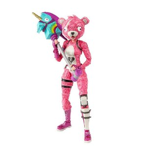 Novo Boneco Fortnite Articulado Cuddle Team Leader Fun 84305
