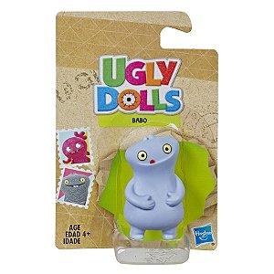Brinquedo Mini Figura Ugly Dolls Babo Hasbro E5655