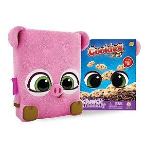 Nova Pelucia Crunch Mania Cookies e Chips com Sons Fun 80080