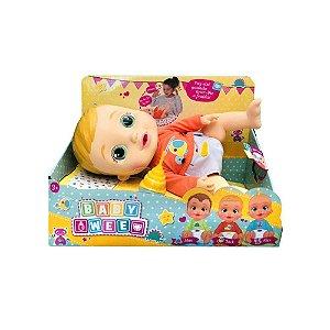 Boneca Baby Wee Faz Xixi Nick Brinquedos Chocolate 8451-2