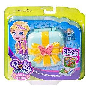 Polly Pocket Esconderijo Secreto Floresta Magica Mattel