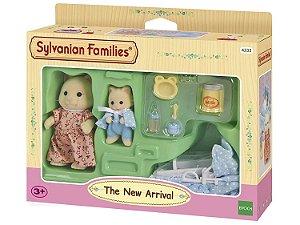 Novo Brinquedo Sylvanian Families Recem Nascido Epoch 4333