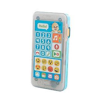 Brinquedo Telefone Emojis Primeiras Palavras FHJ18