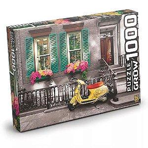 Quebra Cabeça Puzzle Scooter 1000 peças Grow