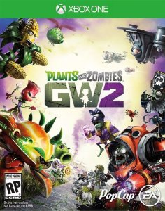 Jogo Novo Plants Vs Zombies Garden Warfare 2 Do Xbox One