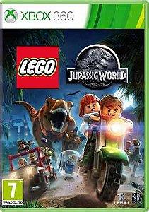 Jogo Novo Lacrado LEGO Jurassic World Para Xbox 360