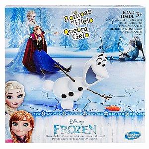 Brinquedo Quebrando Quebra O Gelo Frozen Disney Hasbro B4643