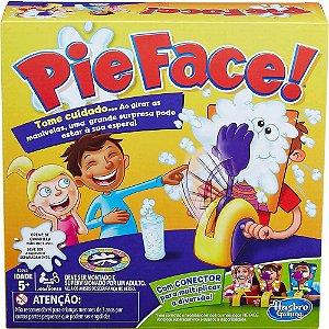 Jogo De Tabuleiro Pie Face Conector Hasbro Gaming E2762