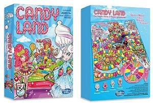 Jogo De Tabuleiro Candy Land Original Hasbro A4813