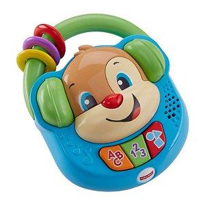 Brinquedo Aprender e Brincar Cachorrinho Fisher Price Fpv02