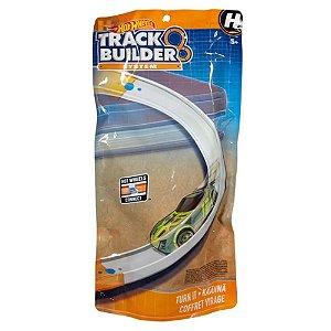 Hot Wheels Track Builder System Curvas Rapidas Mattel Fnj22