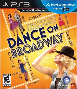 Jogo Lacrado Midia Fisica Dance On Broadway Para Ps3