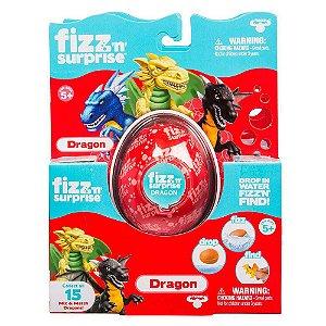 Fizz 'n' Surpresa Dragão Sortido Da DTC 5087