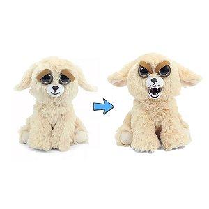 Novo Brinquedo Pelucia Feisty Pets Luna Lunatica Dtc 4714
