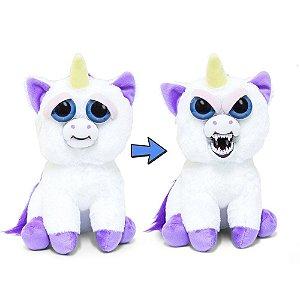 Novo Brinquedo Pelucia Feisty Pets Cila Cilada Dtc 4714