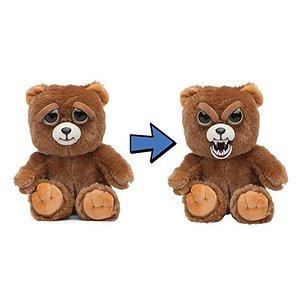 Novo Brinquedo Pelucia Feisty Pets Ted Traiçoeiro Dtc 4714