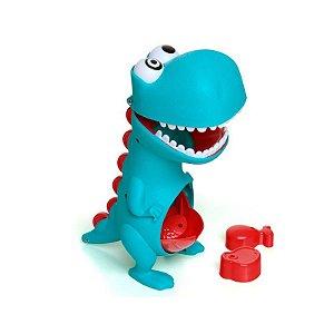 Novo Brinquedo Infantil Dinossauro Dino Papa Tudo Elka 972