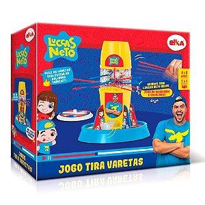 Novo Brinquedo Jogo Tira Varetas Luccas Neto Elka 1114