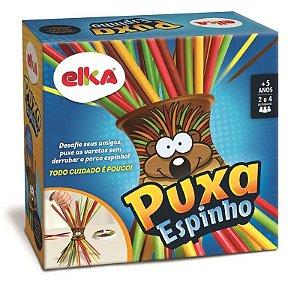 Novo Brinquedo Jogo Puxa Espinho Elka 1091