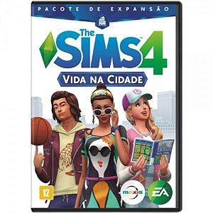 Jogo The Sims 4 Pacote De Expansão Vida Na Cidade Para Pc
