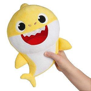 Nova Pelucia Musical Baby Shark 30cm Baby Shark Toyng 39269