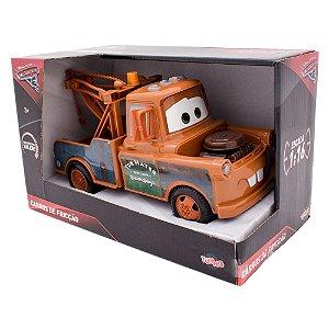 Veiculo Disney Pixar Carros Fricçao Tow Mater da Toyng 29534
