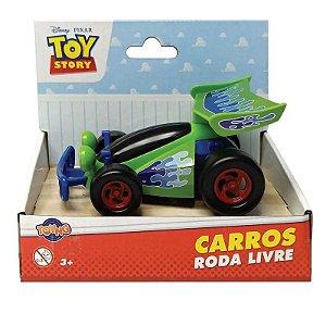 Brinquedo Carrinho Roda Livre Toy Story Buggy Cr Toyng 34220