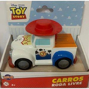 Brinquedo Carrinho Rodas Livres Toy Story Jessie Toyng 34220