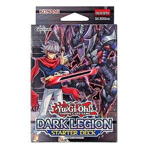Deck Yu Gi Oh Novo Starter Deck Dark Legion 2015 Em Inglês