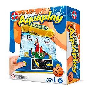 Novo Brinquedo Jogo Interativo Aquaplay Basquete Estrela