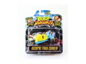 Brinquedo Carrinho Bugs Racing Unitario Surpresa Dtc 5060