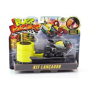 Novo Brinquedo Bugs Racing Kit Lançador Surpresa Dtc 5061