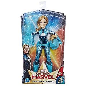 Novo Brinquedo Boneca Capita Marvel Starforce Hasbro E4945