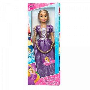 Princesa Disney Boneca Encantada Rapunzel 80cm BabyBrink
