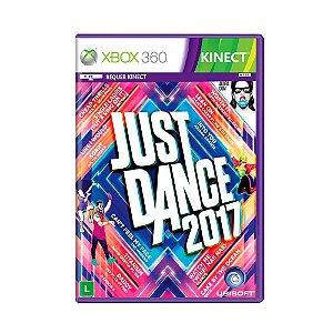 Novo Jogo Just Dance 2017 Para Xbox 360 Ubisoft Kinect