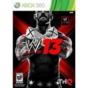 Jogo Midia Fisica Luta Livre W13 Wwe 2013 Smackdown Vs Raw