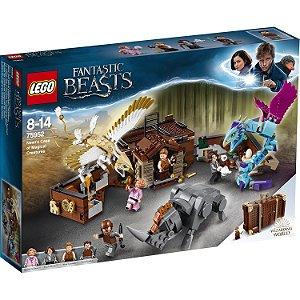 Lego Fantastic Beasts A Mala de Criaturas Mágicas 75952