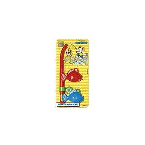 Brinquedo Turma Da Mônica Kit De Pescaria Chico Bento 9354